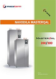 Navodila za uporabo in vgradnjo VarmeMecaterm MasterQal-200_300-ver-1